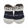 meias fun socks com orelinhas de macaquinho perola baby socks 2