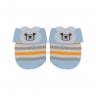 kit 2 meias baby socks masculino royal e azul baby socks 2