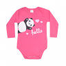 body bebe envelope panda pink lmol baby