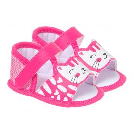 sandalia bebe de gatinho pink keto baby min