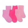 kit 3 meias de soft bebe feminino baby socks 2