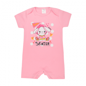 banho de sol bebe funny rosa lmol baby